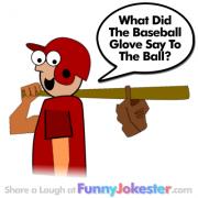 Funny Baseball Joke