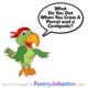 Funny Parrot Joke