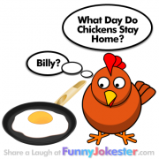 A Funny Chicken Joke
