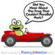 Funny Frog Joke
