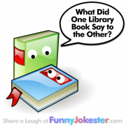 Funny Book Jokes!