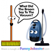 Funny Joke - Broom Joke