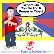 Funny Burger Joke!