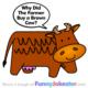 Funny Cow Joke