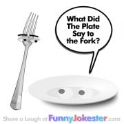 Fork Joke