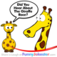Funny Animal Jokes! Giraffe Joke