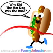 Funny Hot Dog Joke
