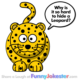 Funny Leopard Joke