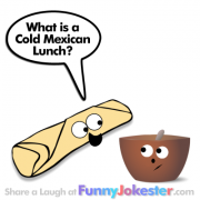 Mexican Lunch Joke