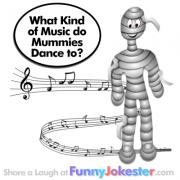 Funny Mummy Joke