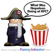Funny Napoleon Joke