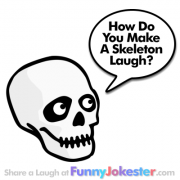 Funny Skeleton Joke