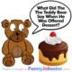 Funny Teddy Bear Joke!