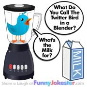 Funny Twitter Joke