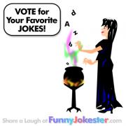 Funny Witch Joke