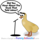 Duck Joke, Animal Jokes for Kids