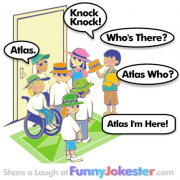 Atlas Knock Knock Joke