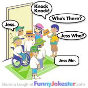 Jess Knock Knock Joke