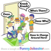 Ooze Knock Knock Joke