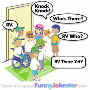 RV Knock Knock Joke!