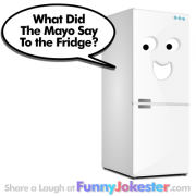 Funny Fridge Joke
