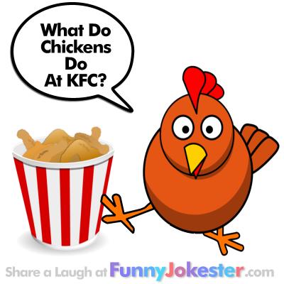 Healthy Food Knock Knock Jokes