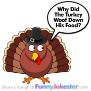 Funny Turkey Joke