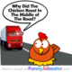 Chicken In The Road Joke