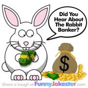 Funny Rabbit Joke