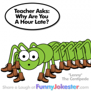 Funny Teacher Joke