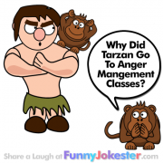 Really Funny Tarzan Joke