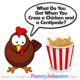 Funny Chicken Joke for Kids