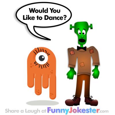 Funny Frankenstein Joke