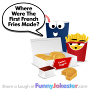 French Fries Joke