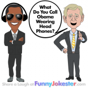 Funny Obama Joke!