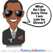 Michelle Obama Joke