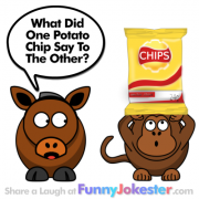 Funny Potato Chip Joke!