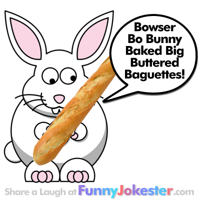 Big Bunny Funny Tongue Twister