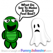 Bad Ghost Joke How to Insult a Ghost!