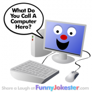 Computer Joke for Kids