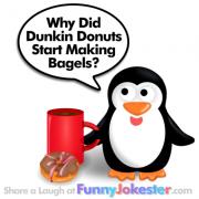 Dunkin Donuts Joke!