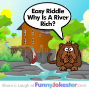 Easy River Riddle