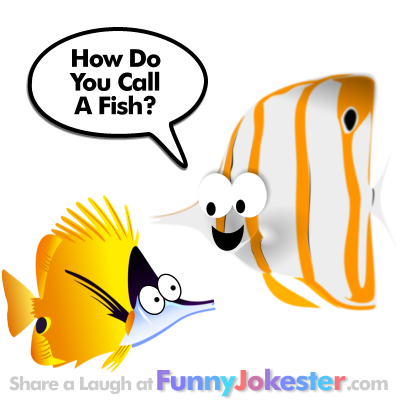 Funny fish jokes - photo#11