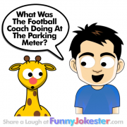 Football Coach Joke!