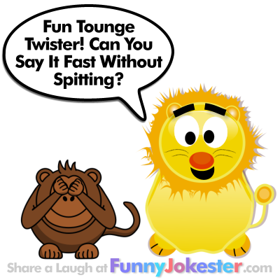 Fun Tongue Twisters