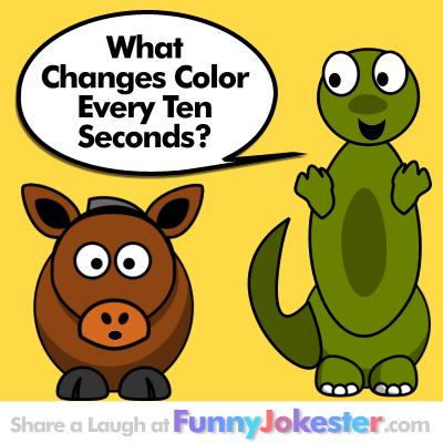 Funny 10 Second Joke!
