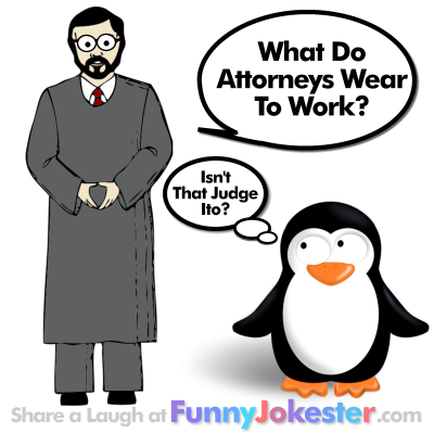 New Funny Attorney Joke! Clean Jokes! Funny Jokes Clean