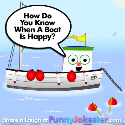 new kids boat joke funny boat joke for kids