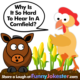 Funny Corn Joke