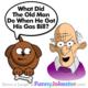 Funny Gas Bill Joke